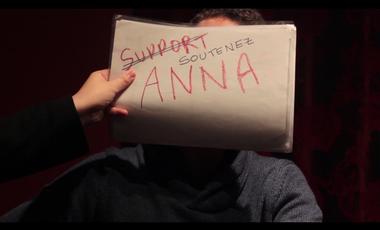 Visueel van project Soutenez Anna!