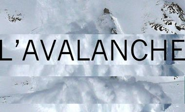 Project visual L'Avalanche