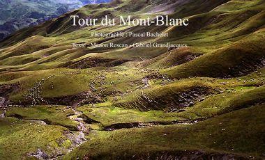 Project visual Tour du Mont-Blanc