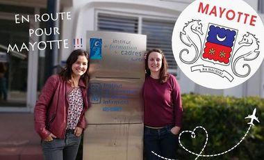 Visueel van project En route pour Mayotte !