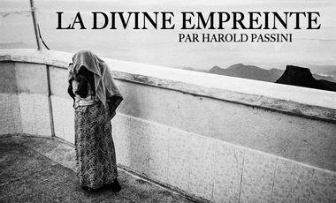Project visual La divine empreinte