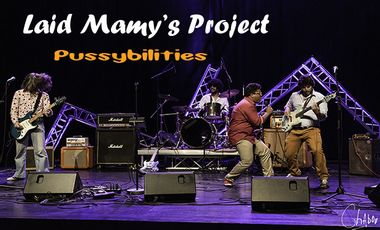 Project visual Laid Mamy's Project ! Du funk en microsillon.