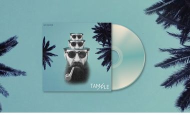 Visueel van project Tample EP 2015