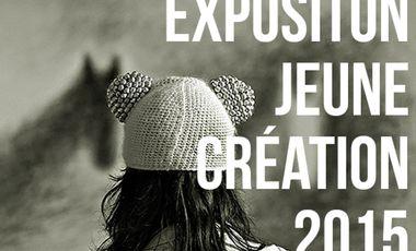 Project visual Exposition Jeune Création 2015