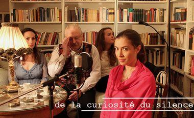 Visueel van project De la curiosité du silence