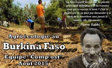 Project visual Agroécologie au Burkina Faso - Equipe Comp'ost