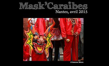 Project visual Mask'Caraïbes