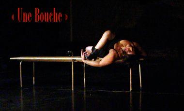 """Project visual Soutenez le solo """"Une Bouche"""""""