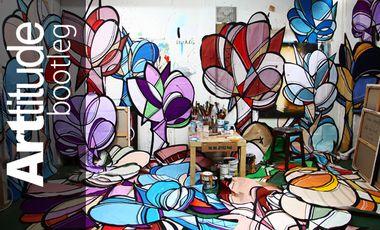Visuel du projet Romain Froquet - Racines (BOOTleg ARTtitude)