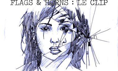 Project visual Flags & Horns : le clip !
