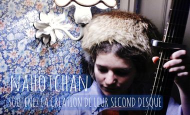 Project visual NAHOTCHAN / EP#2