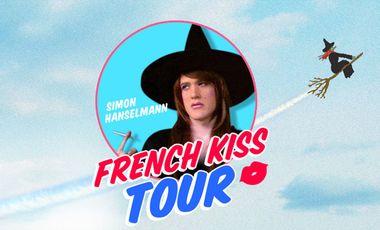 Visuel du projet SIMON HANSELMANN French Kiss Tour