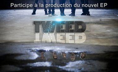 Visueel van project TWEED - NOUVEL EP