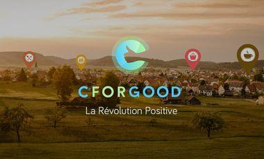 Project visual CforGood - La Révolution Positive