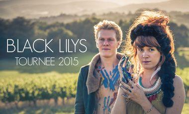 Visueel van project Black Lilys : Aidez-nous à financer notre 1ère Tournée