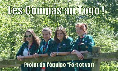 Project visual Les Compas au Togo !