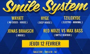 Visueel van project Smile System