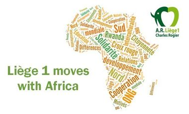 Project visual Liège 1 moves with Africa