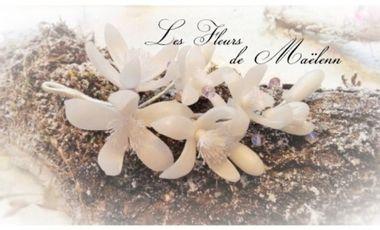 Visueel van project Les Fleurs de Maëlenn, bijoux et accessoires