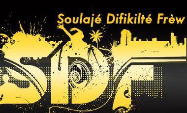 Project visual Soulajé Difikilté Frèw