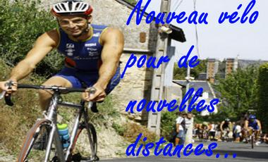Visuel du projet Nouveau vélo pour de nouvelles distances.