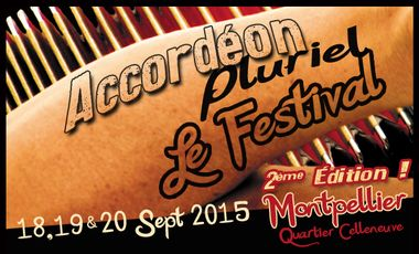 Project visual Accordéon Pluriel Le Festival 2015