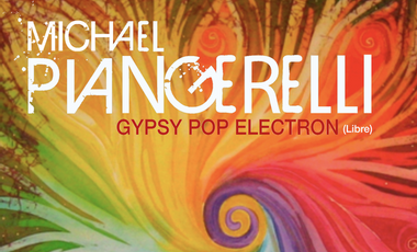 Visueel van project 1er Album - Gypsy Pop Electron (Libre)