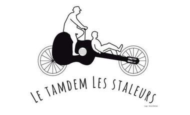 """Visuel du projet Le Tandem """"Les Staleurs"""""""