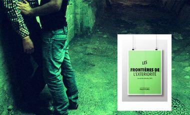 Project visual Les frontières de l'extériorité