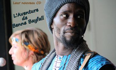 Project visual L'Aventure de Benne Bayfall