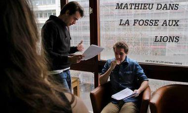 Visueel van project Mathieu Dans La Fosse Aux Lions