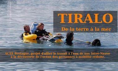 Visueel van project TIRALO