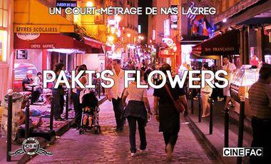 Project visual Paki's Flowers