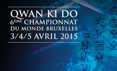 Project visual Le premier championnat du monde de Qwan Ki Do à suivre en live