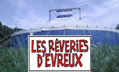 Project visual Festival Les Rêveries d'Evreux