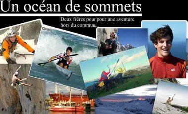Visueel van project Un océan de sommets