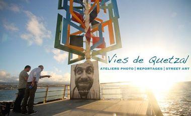 Project visual Collectif Vies de Quetzal