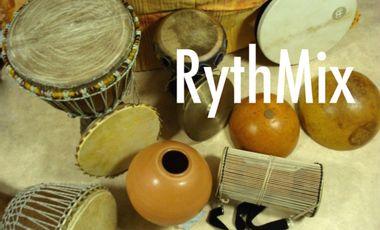Visuel du projet RythMix