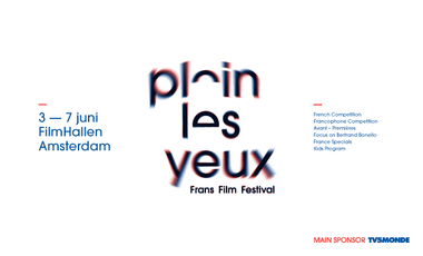 Project visual PLEIN LES YEUX - Frans Film Festival