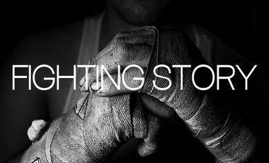 Visueel van project Fighting Story