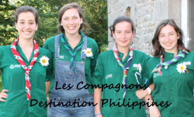 Project visual Les Compas destination Philippines