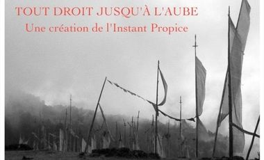 Visueel van project TOUT DROIT JUSQU'À L'AUBE