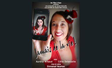 Project visual JAMAIS DE LA VIE