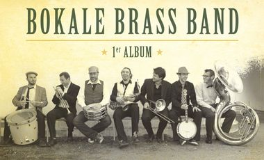 Visueel van project Bokale Brass Band - 1er album + Clip
