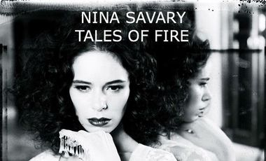 "Project visual ""Tales of fire"" 1er album de Nina Savary"