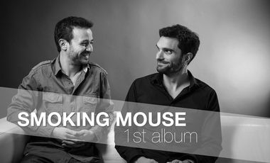 Project visual SMOKING MOUSE - 1st album
