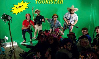 Project visual TOURISTAR - Clip promotionnel