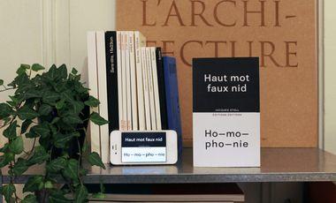 Visueel van project Haut mot faux nid