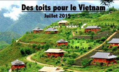 Visueel van project Des toits pour le Vietnam