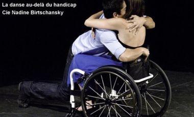 Project visual C'était l'été - La danse au delà du handicap